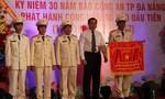 Khai sinh Báo CATP. Đà Nẵng là sáng suốt, kịp thời và dũng cảm