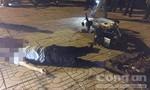 Phát hiện thanh niên nằm chết trên vỉa hè cùng xe gắn máy