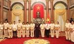 Gặp mặt Đoàn đại biểu lao động giỏi trong Công an nhân dân và Quân đội nhân dân
