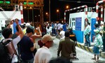 Trạm thu phí tuyến tránh thị xã Cai Lậy 'thất thủ'