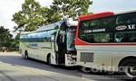 Thực, hư thông tin vụ 2 xe ôtô khách 'dìu' nhau trên đèo Bảo Lộc