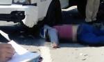 Xe ô tô tải tông xe mô tô khiến một người tử vong