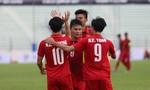 U22 Việt Nam thắng đậm ngày ra quân SEA Games
