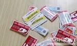 Bắt hai thanh niên lấy trộm thẻ cào điện thoại của quán tạp hóa