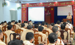 CSGT TP.HCM đảm bảo ATGT trong các ngày diễn ra APEC 2017
