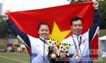 Bắn cung Việt Nam giành huy chương thứ 3 tại SEA Games 29