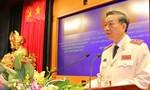 Chủ tịch nước CHDCND Lào trao tặng Huân chương cho tập thể, cá nhân Bộ Công an