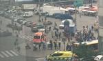 Cảnh sát Phần Lan bắn khống chế một người đâm dao vào đám đông