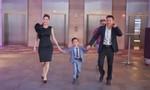 Bạn trai Việt kiều đưa Thanh Thảo và bé Jacky dự sự kiện