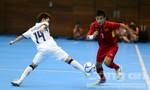 Futsal nam Việt Nam lại thất bại trước Thái Lan