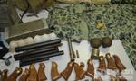 TP.HCM: Bắt du khách người Đài Loan mang theo nhiều trang thiết bị quân sự lên máy bay