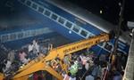 Tàu hỏa trật đường ray ở Ấn Độ khiến ít nhất 23 người thiệt mạng