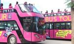 Khai trương dịch vụ xe buýt du lịch 2 tầng đầu tiên tại Việt Nam