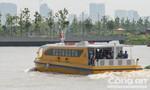 Người dân sẽ được đi tàu buýt sông 10 ngày miễn phí