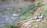 Bơm nước để làm kênh thủy lợi, một người bị điện giật tử vong