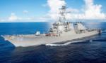 Tàu USS John S. McCain bị mất kiểm soát trước khi xảy ra va chạm
