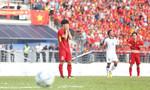 Thua đậm U22 Thái Lan, U22 Việt Nam chính thức chia tay SEA Games 29