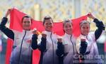 Nữ điền kinh giành HCV, phá kỷ lục SEA Games của Thái Lan