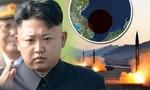 Triều Tiên lại phóng 3 tên lửa ra biển