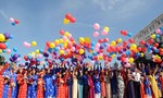 Lễ cưới tập thể tròn 10 tuổi, hơn 722 cặp đôi nên duyên vợ chồng