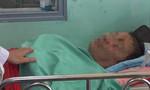 TP.HCM: Một cụ ông bị cán dù đâm thủng bụng