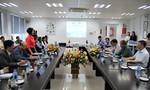Đoàn đại biểu cấp cao đảng nhân dân cách mạng Lào thăm và làm việc tại nhà máy sữa việt nam của công ty cổ phần sữa Việt Nam (Vinamilk)
