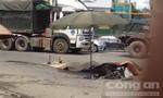 3 người tử vong thương tâm dưới bánh xe ben