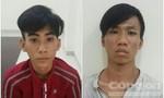 """TP.HCM: Cặp đôi """"tuổi teen"""" bẻ khóa trộm xe máy trong khu nhà trọ"""