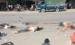 Ba cô gái bị cuốn vào gầm ô tô chết thảm