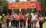 Báo Công an TP.HCM khánh thành 2 cây cầu nông thôn ở Đồng Tháp