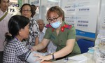 Đoàn Thanh niên Công an TP.HCM hỗ trợ 100 người nghèo mổ mắt