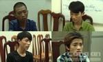 4 thanh niên trộm 720 triệu đồng để mua ma tuý đá và chơi game bắn cá