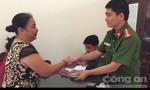 Trưởng công an phường trả lại hơn 50 triệu đồng cho người đánh rơi