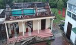 Chùm ảnh: Quảng Bình, Hà Tĩnh tan hoang do bão số 10