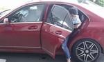 Xôn xao clip nghệ sĩ Trường Giang say xỉn gây tai nạn trong đêm