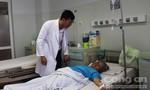 Cắt bỏ khối u lớn chèn ép tim, phổi trong người bệnh nhân