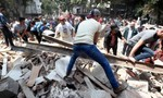 Động đất kinh hoàng ở Mexico khiến hàng trăm người thương vong