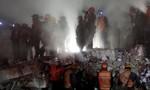 Chạy đua tìm người mất tích trong trận động đất ở Mexico