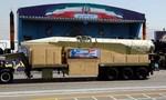 Đối phó Mỹ, Iran 'hé lộ' loại tên lửa tầm xa mới