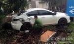 Ô tô 4 chỗ tông xe máy, 1 người bị thương nặng