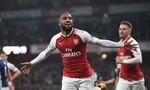 Tân binh toả sáng, Arsenal giành trọn 3 điểm