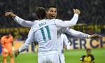 Ronaldo lập cú đúp giúp Real đánh bại Dortmund