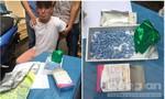 TP.HCM: Giấu ma túy trong đồ lót vẫn không qua mặt được công an