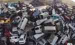 Từ ngày 1-1-2018, gần 24.500 ô tô hết niên hạn sử dụng
