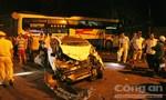 Tai nạn liên hoàn khiến nhiều người bị thương