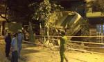 Hai căn nhà ở TP.HCM đổ sập trong đêm