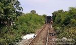 Hai phụ nữ băng qua đường sắt bị tàu hỏa tông tử vong