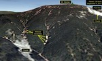 Sạt lở nghiêm trọng tại khu vực Triều Tiên thử bom
