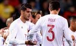 Tây Ban Nha thắng đội bét bảng 8 bàn không gỡ