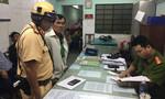 CSGT bắt tài xế GrabBike cướp điện thoại của du khách ở trung tâm Sài Gòn